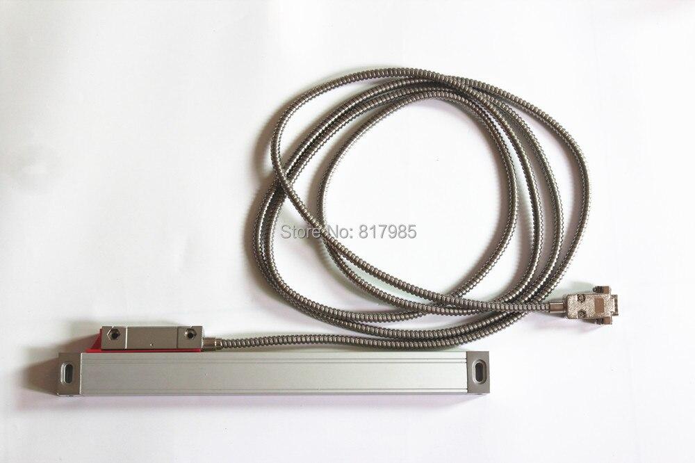 Универсальный 5 мкм линейные весы 900 950 1000 1100 1200 мм Дорожный линейный кодировщик подходит для Sino Easson цифровой индикации