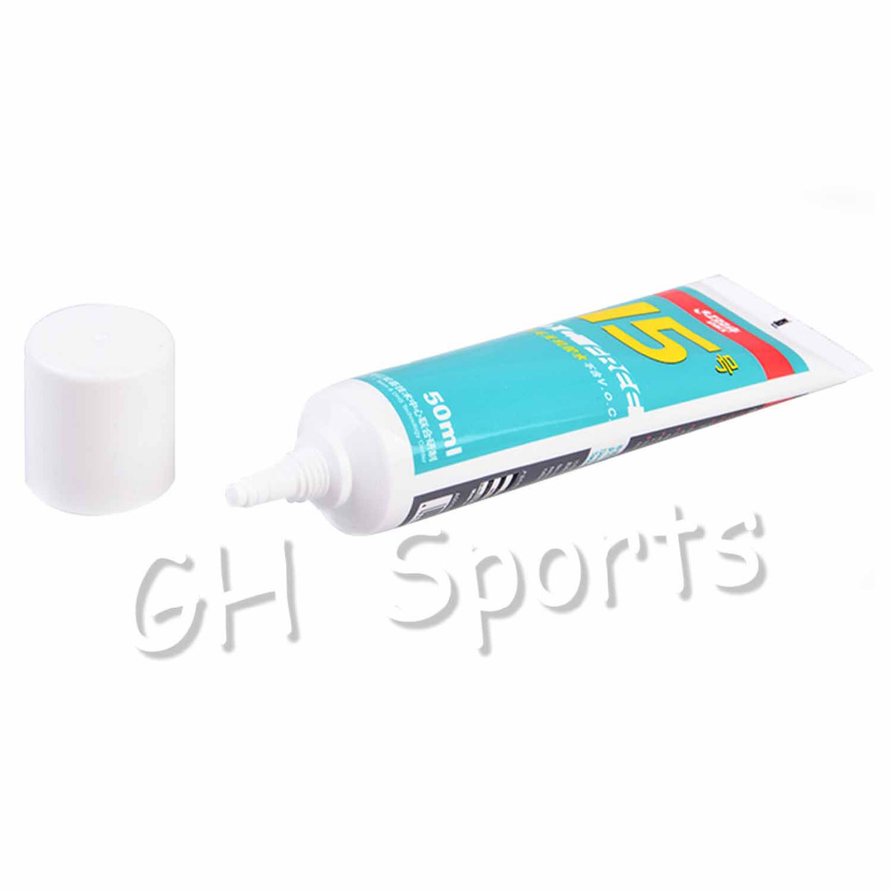 DHS No.15 VOC-Free Glue (Newest Production Date) 50ml Water Glue For Table Tennis Racket Ping Pong Accessories ITTF Approved