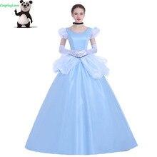 Маскарадный костюм Золушки; маскарадное платье принцессы Золушки; костюмы для взрослых и детей; платье Золушки для костюмированной вечеринки на заказ