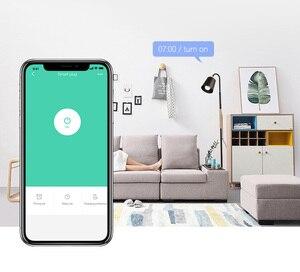 Image 3 - Konke Wifi Ổ Cắm Ổ Cắm Thông Minh WiFi Ổ Cắm EU Màn Hình Chức Năng Thời Gian Ứng Dụng Điều Khiển Hoạt Động Với Alexa Google Trợ Lý