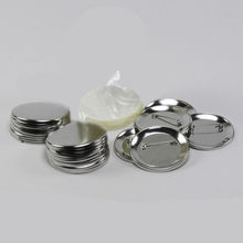 sales metal back pin button 25mm(1