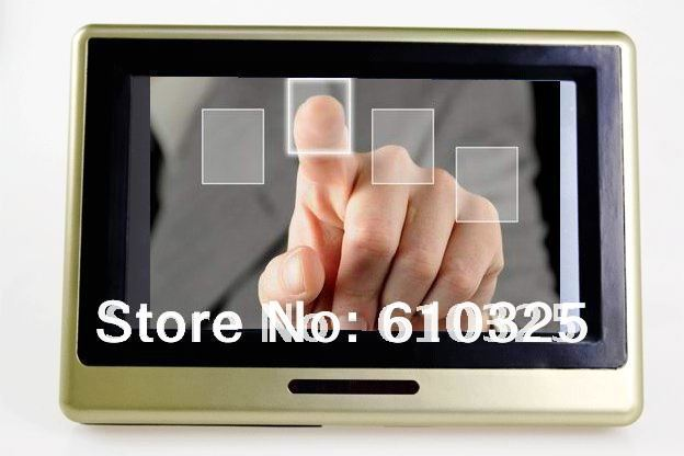 9 Inch Portable DVD Player Headrest Car DVD Player Touch Screen Battery Game USB SD IR FM For Wholesale/Lot Free Shipping