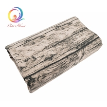 Haisen,Printed Cotton Linen Fabric For Quilting,DIY Sewing,Sofa,Curtain,Bag,Cushion,Furniture Cover Material,Half Meter Cloth