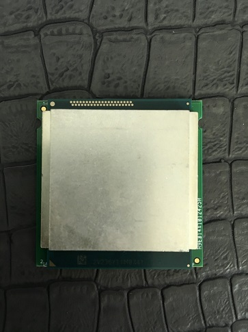 FAI DA TE LGA1150 MOD HTPC NAS Mod CPU Compatibile con H81 B85 e Altri 4th Generazione I7-4870HQ 4770 Scheda CPU