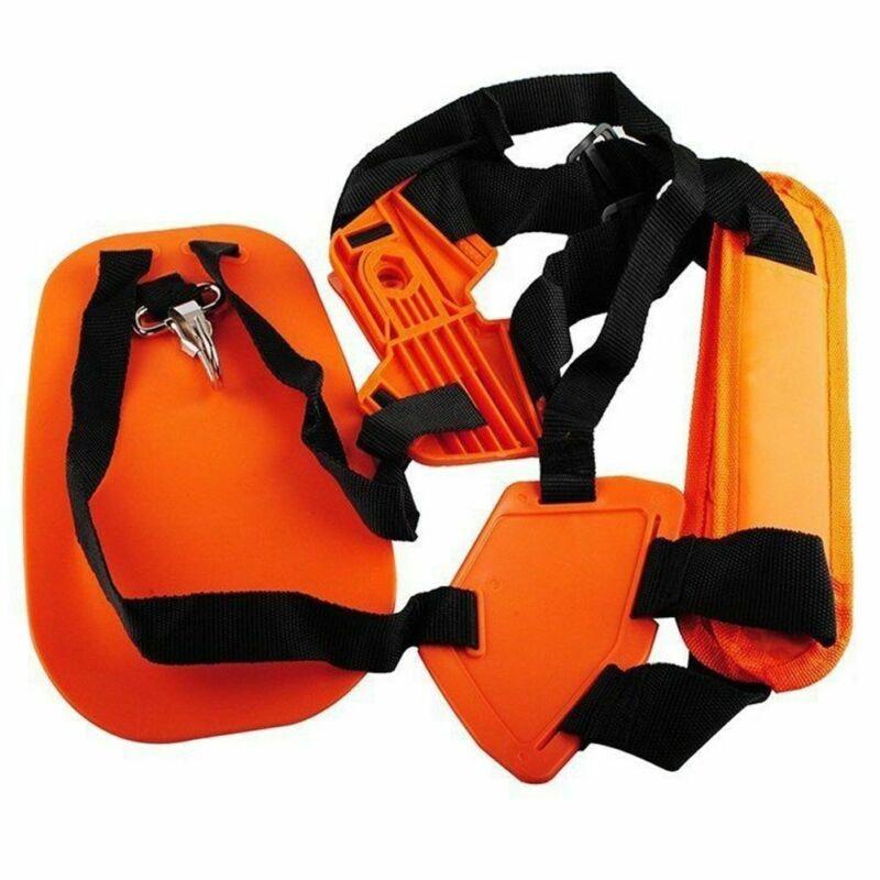 Strimmer Padded Belt Shoulder Harness Strap for STIHL Poulan Brushcutter Trimmer