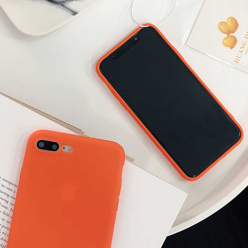 iphone 7 phone cases orange