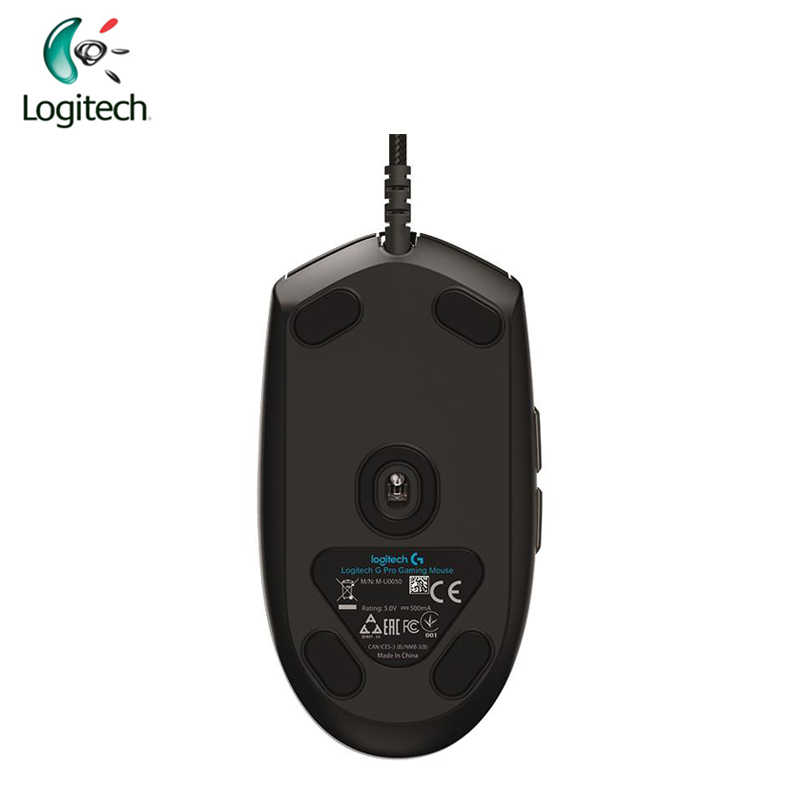 7136c383621 ... Logitech G Pro Wired Gaming Mouse 12000dpi RGB USB Gaming Mice Support  Official Verification for Gaming