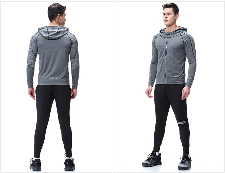 Men Sportswear Running Set Sports Set jogging Suits