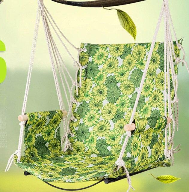 ourdoor garden patio swing chair big hanging chair seat hammock kids balcony swing chair children rocking - Patio Swing