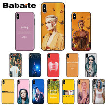 Babaite Halsey Hopeless Fountain Kingdom TPU Phone Case for iPhone X XS XR XSMax 6 6S 7 8Plus Xs 5 5s SE 5c11 11pro 11promax(China)