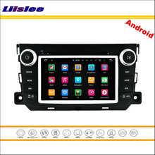 Liislee Car Android Multimedia For Mercedes Benz Smart Fortwo 2012~2016 Stereo Radio CD DVD Player GPS Nav Map Navigation System