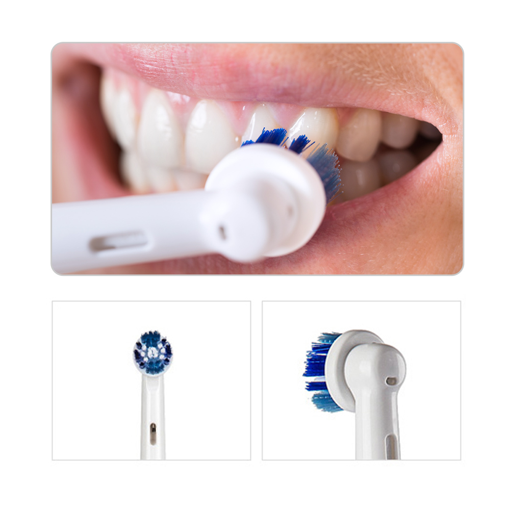 Oral B Sonic Electric Toothbrush DB4010 Battery Oprated Rotating Electric Tooth Brush Precision Clean Teeth Brush Head Adult