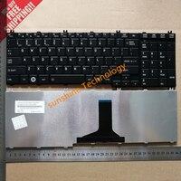US layout English Keyboard for Toshiba Satellite C650 C655 C655D C660 L650 L655 L670 L675 L750 L755 L675D S7012 L675D S7017