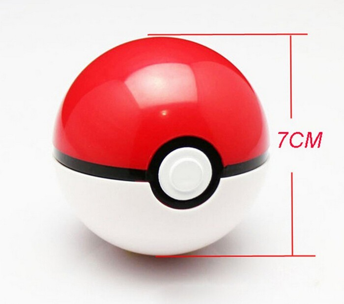 Image 2 - 20/pcs  PokeBalls Action & Toy Figures 7cm balls +20pcs figur Random Mini Figures Inside Anime Action & Toy Figures for ChildrenAction & Toy Figures   -
