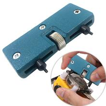 Adjustable Watch Opener Back Case Tool Press Closer Remover Wrench Watch Battery Remover Screw Wrench Repair Watchmaker Tools