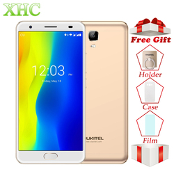 OUKITEL K6000 Plus 6080mAh Smartphones 5.5 inch Android 7.0 MTK6750T Octa Core Fingerprint 12V/2A Quick Charge 16MP Mobile Phone