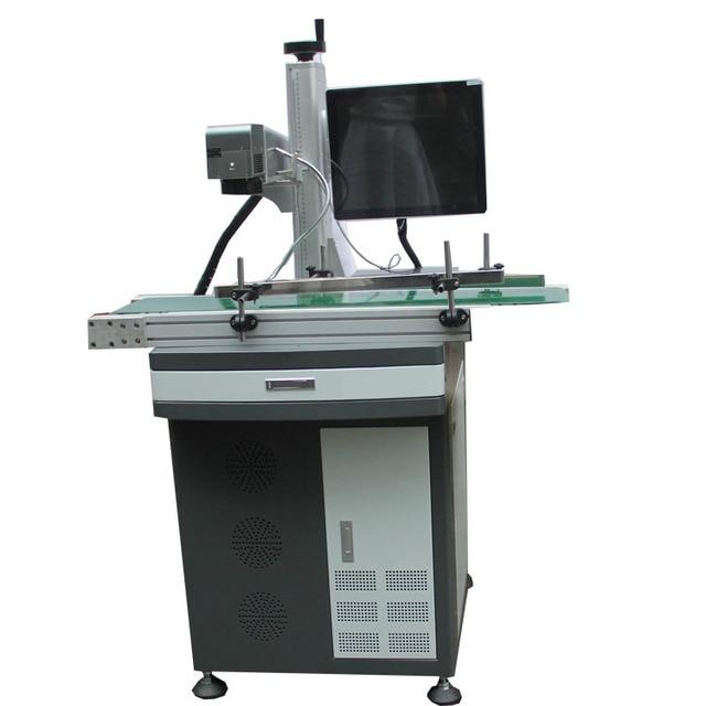 oem maxphotonics fiber laser pet id tag engraving machine in laser