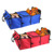 Carro Organizador Bota Coisas Alimentos Sacos De Armazenamento tronco organizador Automóvel Acessórios Interiores Estiva Tidying Dobrável Desmontável ~