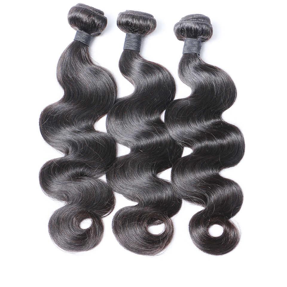 Brenda волосы для тела волна перуанские накладные волосы пучок s натуральные человеческие волосы 1 пучок remy волосы 20 22 24 26 28 30 дюймов Бесплатная доставка