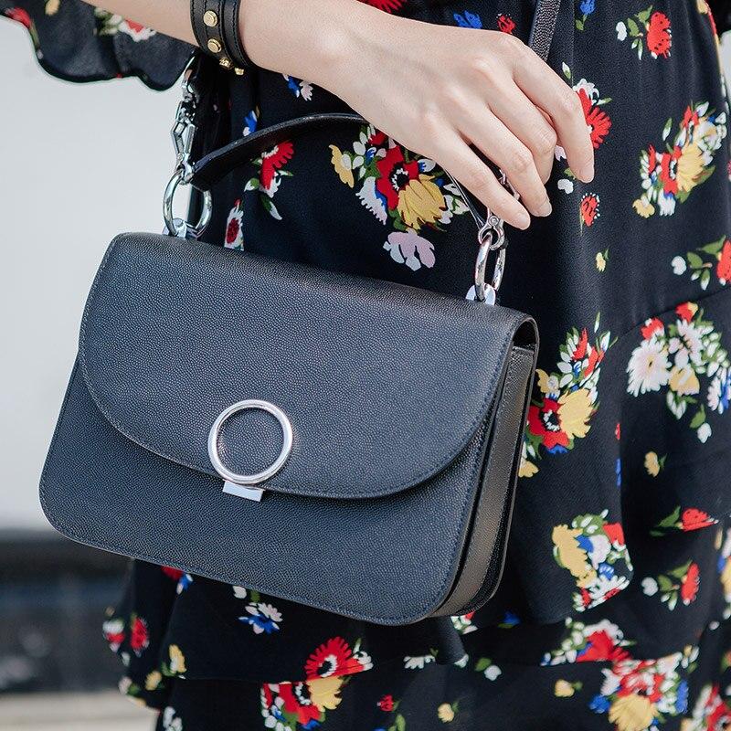 KZNI натуральная кожа сумки Для женщин верхнюю ручку сумки для девочек Для женщин Сумки 2017 мини портфели вечерние сумки барсетки Bolsos 9019