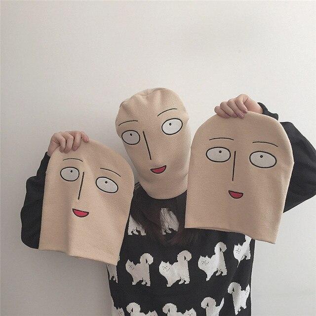 Lustige Hute Masked Caps Beanies Manner Frauen Unisex Halloween