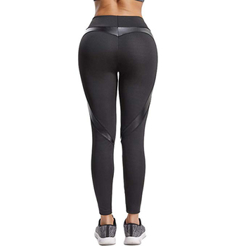 Loozykit Woman Yoga Fitness Pants Seamless Gym Sport Leggings High Waist Sexy Fashionable Slim Pants Anti Cellulite Leggings 1