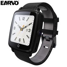 Original U Watch U11C Smartwatch Leather Strap Support Nano SIM TF Card Bluetooth Connected Smart Watch