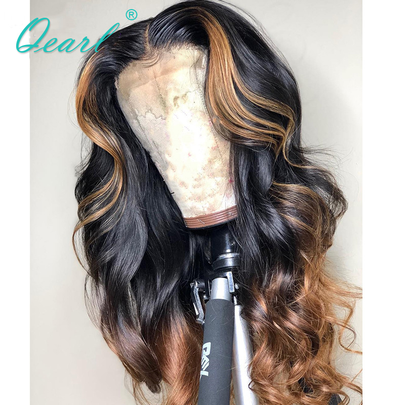 Wig with Glueless Lace