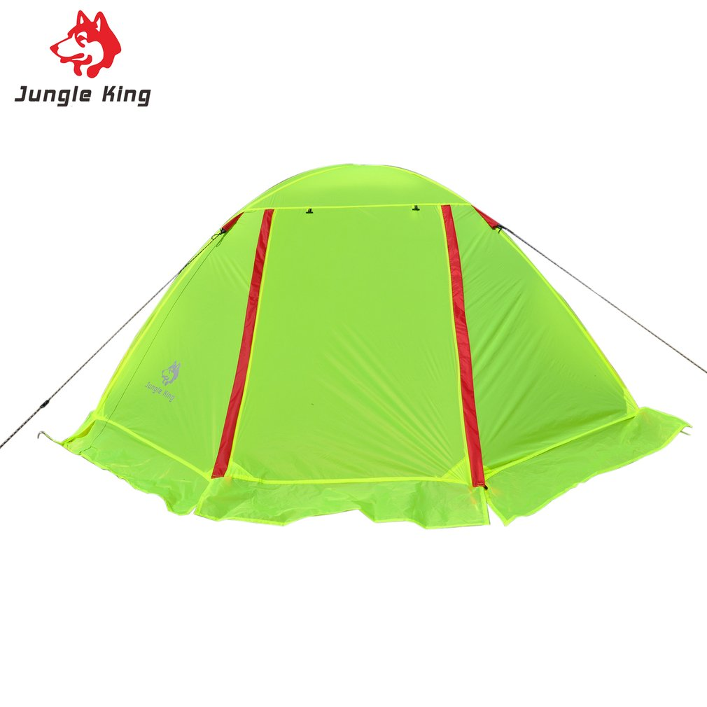 Ultra-light Nylon Breathable Two Persons Couple Camping hiking fishing Tent Aluminum Rod With Snow Skirt Waterproof Beach Tent high quality outdoor 2 person camping tent double layer aluminum rod ultralight tent with snow skirt oneroad windsnow 2 plus