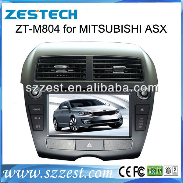 ZESTECH 2 Din Car DVD For Mitsubishi ASX with USB GPS Bluetooth RDS Radio font b