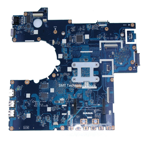 LAPTOP K73B X73B X73BY X73BR motherboard PBL70 LA-7323P for ASUS motherboard