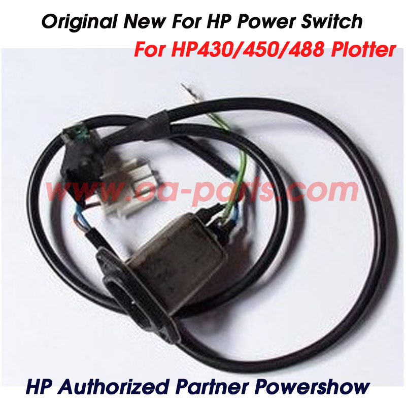ФОТО Original New For HP430 HP 430 HP450C HP450 HP488 HP750 Power Module switch OEM#: 0950-2623 Parts