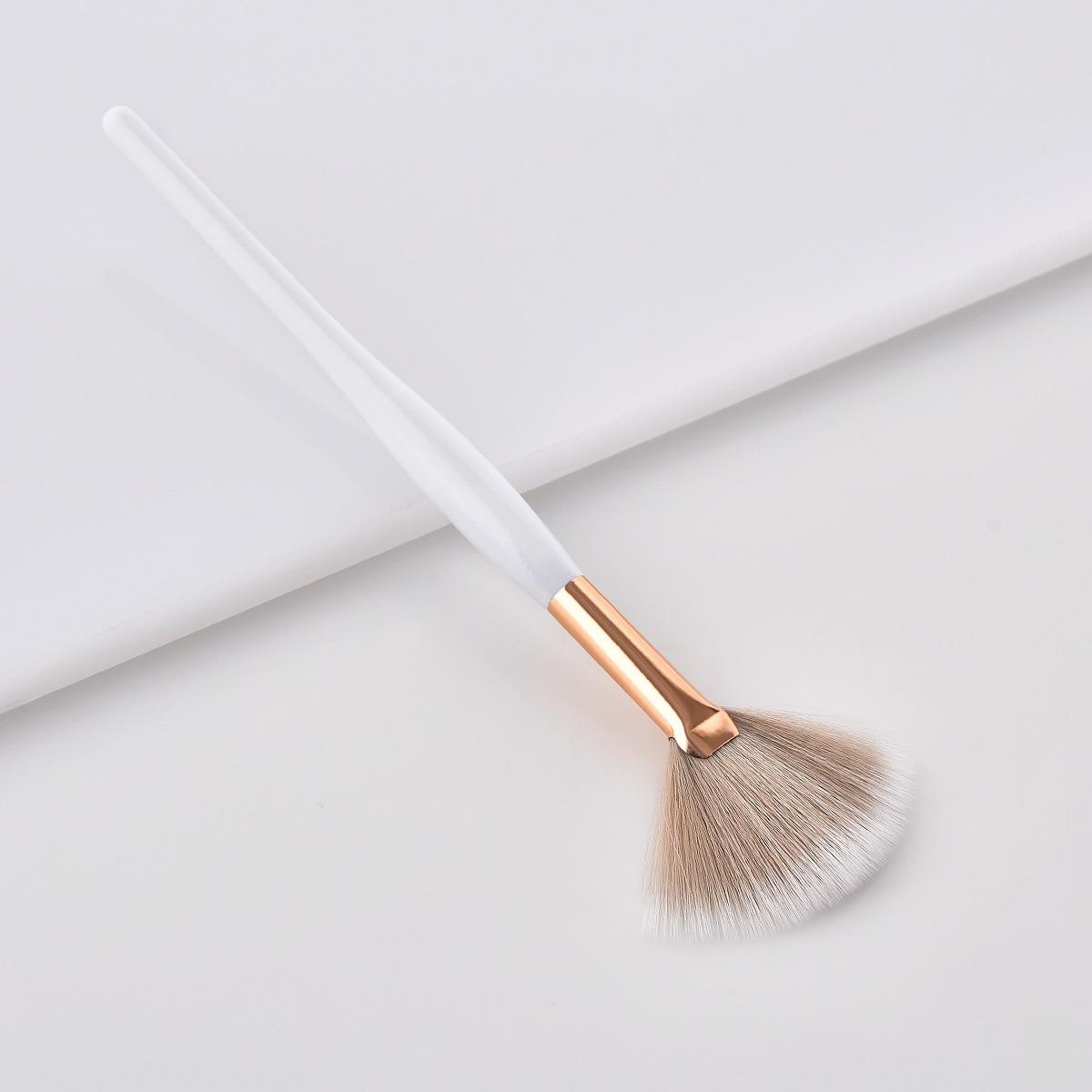 Professional Single Makeup Brushes High Quality Eye Shadow Eyebrow Lip Powder Foundation Make Up Brush Comestic Pencil Brush 2