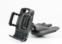 Car CD Player Slot Mount Cradle GPS Tablet Phone Holders Stands For ZTE Blade V8 Mini/V8/A610/A2/V7/V7 Lite/X3/S6/Axon 7 mini