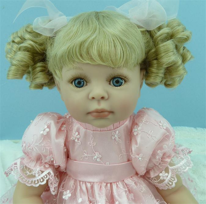 Silicone Reborn Doll Baby Vinyl Simulated Baby Doll Princess Doll Toddler Brinquedos Birthday Christmas New Year Boutique Gifts silicone reborn doll baby vinyl simulated baby doll princess doll toddler brinquedos birthday christmas new year boutique gifts