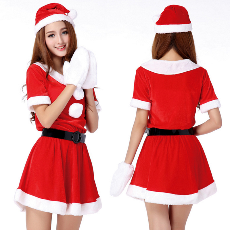 Images of Christmas Clothes For Women - Reikian