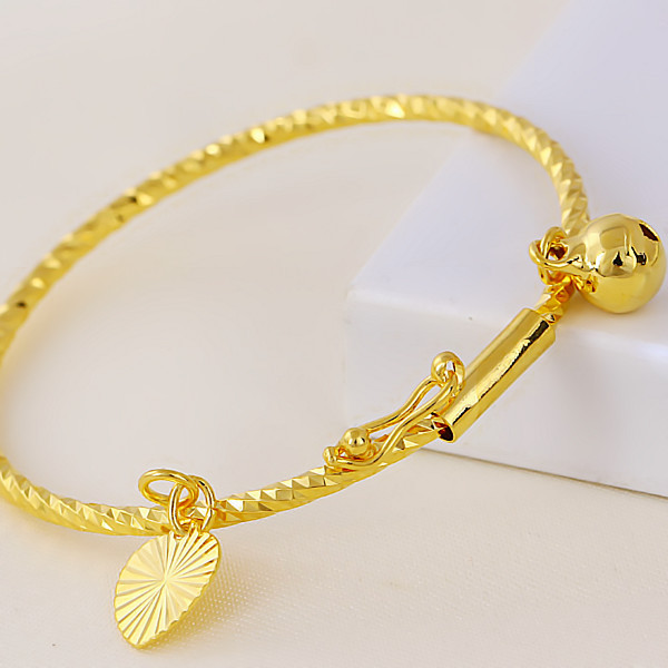 and girls bracelet children bangles little small polish size bangle indian kada kids gold micro for bracelets jewelry