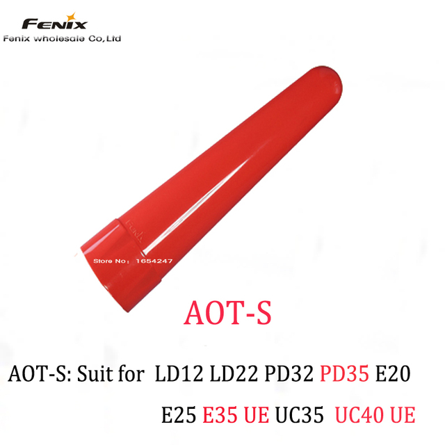 Fenix Trafic Baguette AOT-S pour LD10 LD12 LD20 LD22 PD22 PD32 PD35 UC30 E25