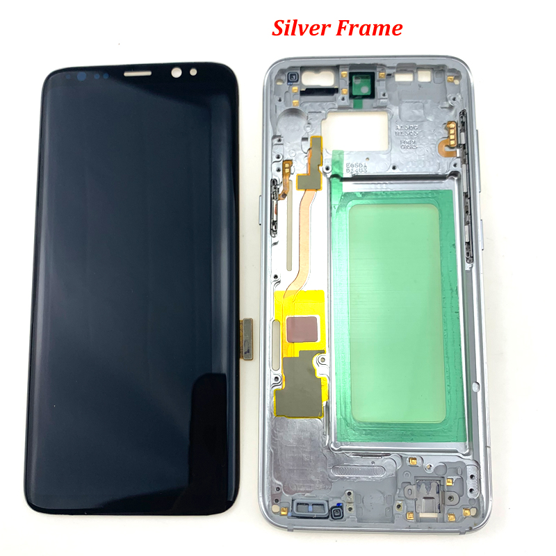 For-S8-plus-G950-lcd-with-frame-all-15