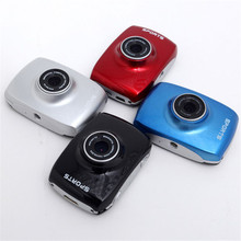 Bicycle Computer 1080P 2.0 inch Mini Touch Screen Sports Action Camera Digital Camcorder with Waterproof Case A2