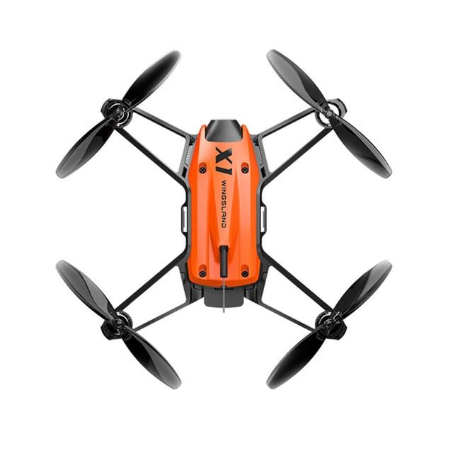 Original Wingsland X1 Mini Camera Drone WIFI FPV Micro Module Racing Drone with Optical Flow