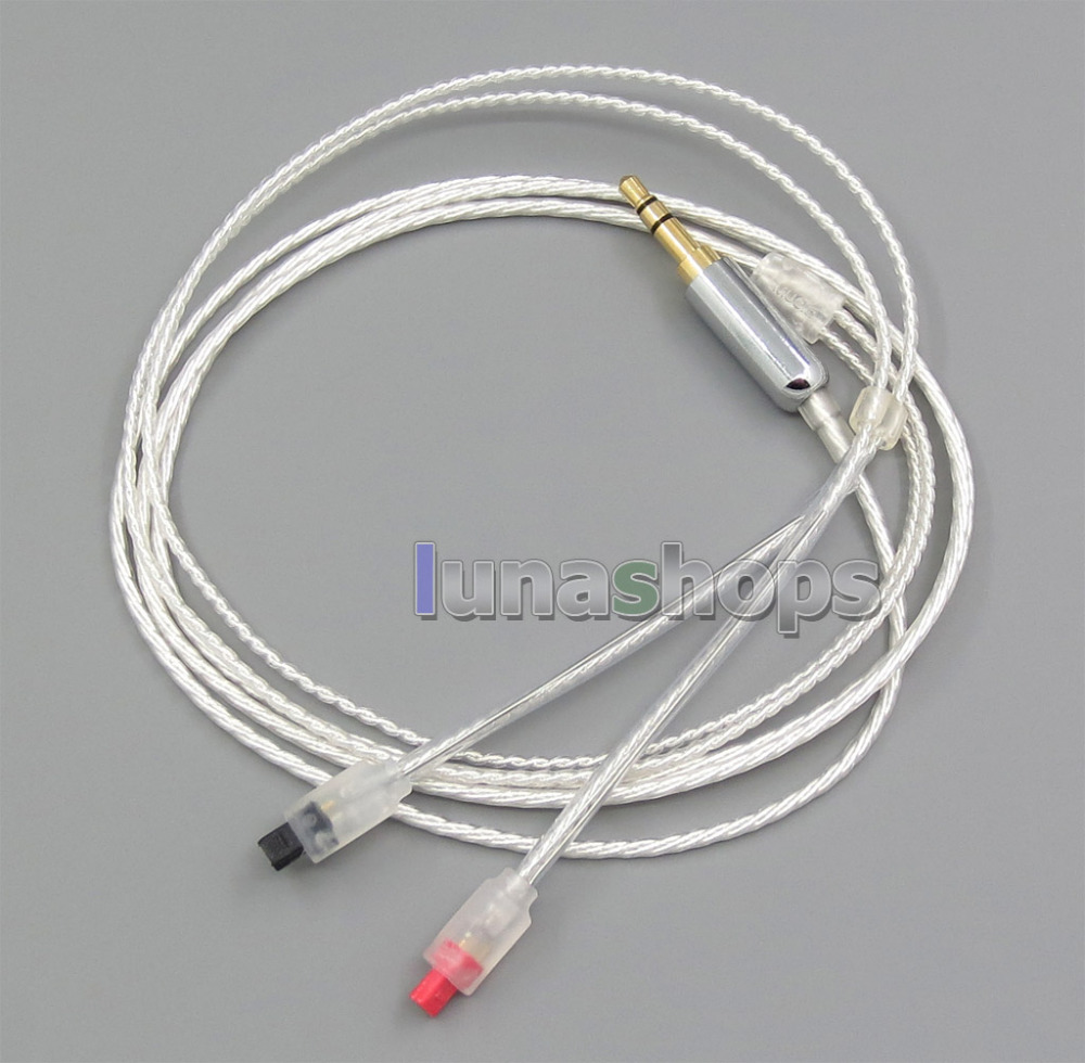 ФОТО With Hook Earphone Cable For audio-technic ATH-IM50 ATH-IM70 ATH-IM01 ATH-IM02 ATH-IM03 ATH-IM04 LN005514
