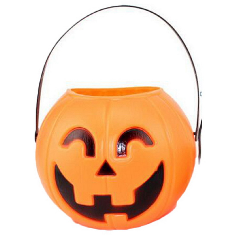 1pc Pumpkin Candy Bag Gift Bags For Children Dance Parties Decoration In Wring Supplies From Home Garden On