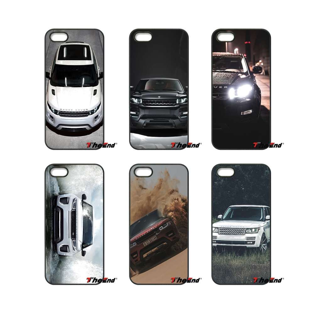 best loved 33e7d 74a12 US $4.98 |For iPod Touch iPhone 4 4S 5 5S 5C SE 6 6S 7 Plus Samung Galaxy  A3 A5 J3 J5 J7 2016 2017 Range Rover Evoque Fashion Case Cover-in ...