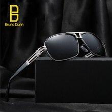 Designer Brand Polarizerd Sunglasses square Mirror Sun Glases Male uv400 Eyewear for Men oculos masculino polarizado with box