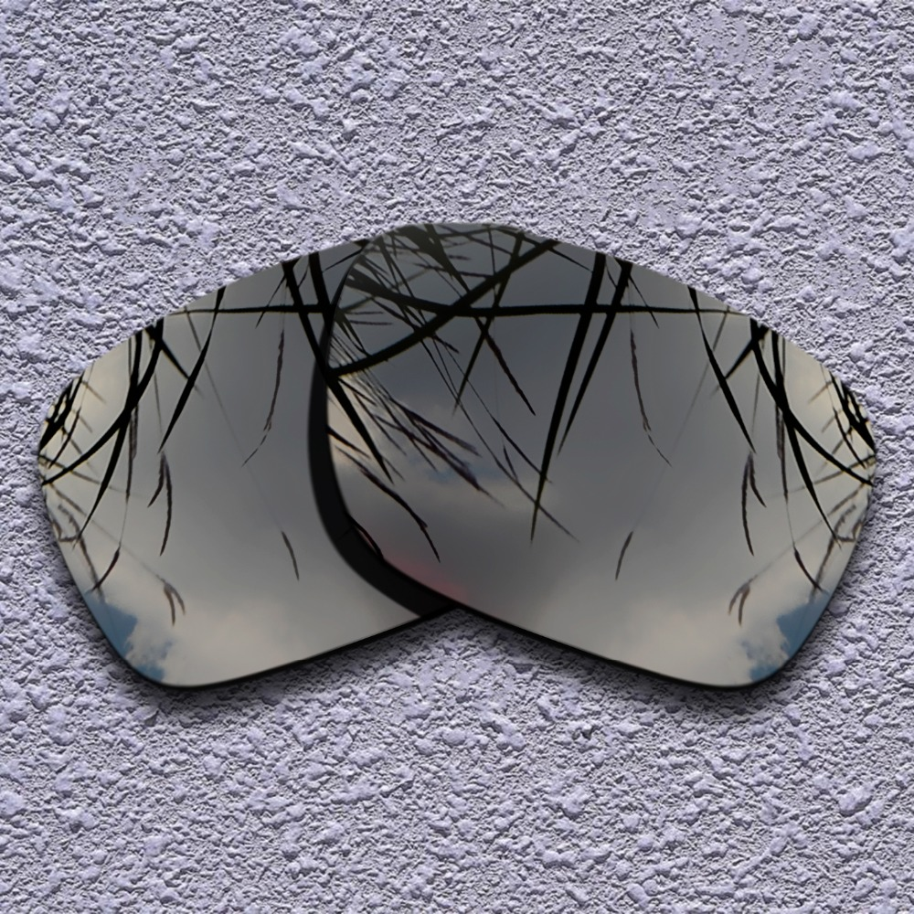 Black Replacement Lenses for Oakley Holbrook Sunglasses
