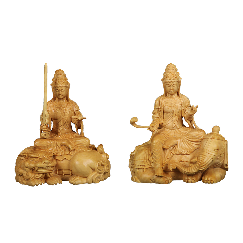 1pc Wood Buddha statue wood buda sculpture wealth god craft handmade  decoration   carving1pc Wood Buddha statue wood buda sculpture wealth god craft handmade  decoration   carving