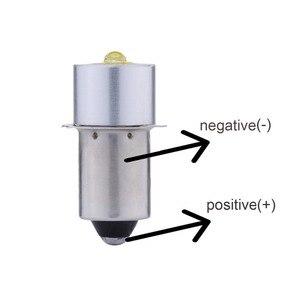 Image 5 - 18V Led פנס הנורה LED הנורה שדרוג עבור Ryobi מילווקי אומן מנורת פנס DC החלפת נורות 3V 4 12V