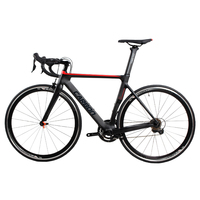 700C Carbon Fiber Road Bike T800 Super Lightweight Road Cycling Competition Level 22 Variable Speed System