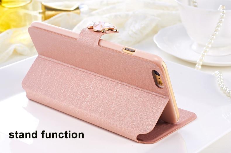 Hot Sale Luxury Flip Magnetic Case För Lenovo Vibe C2 K10A40 5.0 - Reservdelar och tillbehör för mobiltelefoner - Foto 5